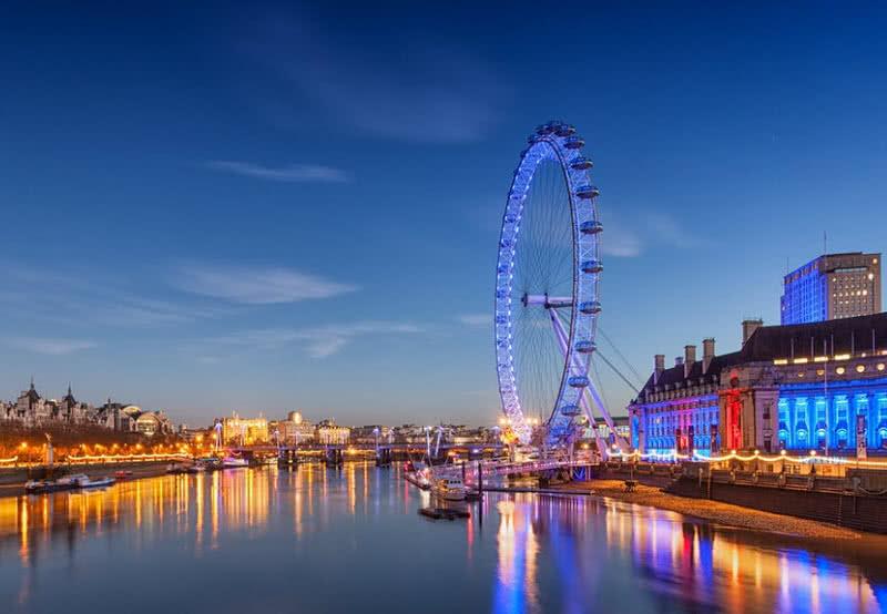 Las 10 atracciones turisticas mas populares de Inglaterra