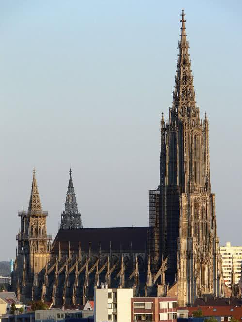 Iglesia de Ulm Minster, Alemania