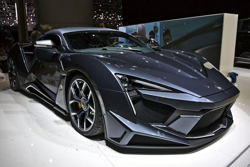 Los 10 autos mas rapidos del mundo en 2020