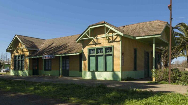 Ex Estacion Ferrocarriles Pichilemu