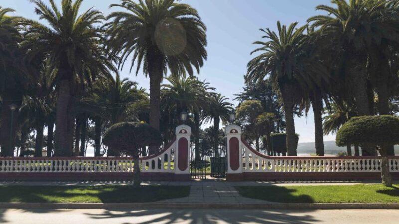 Parque Municipal Agustin Ross